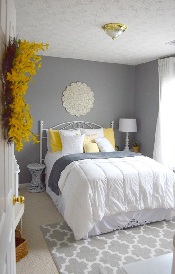 Grey Bedroom Ideas