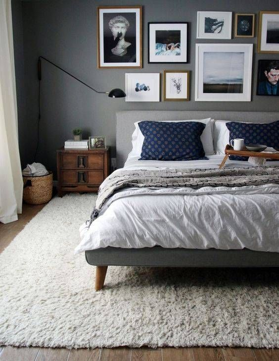 20 Grey Bedroom Ideas To Give Your A Cly Look
