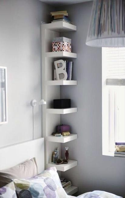 20 Unique Bedroom Storage Ideas For Your Unique Personality
