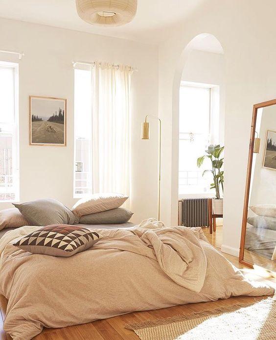 The Comfy Look Master Bedroom Ideas