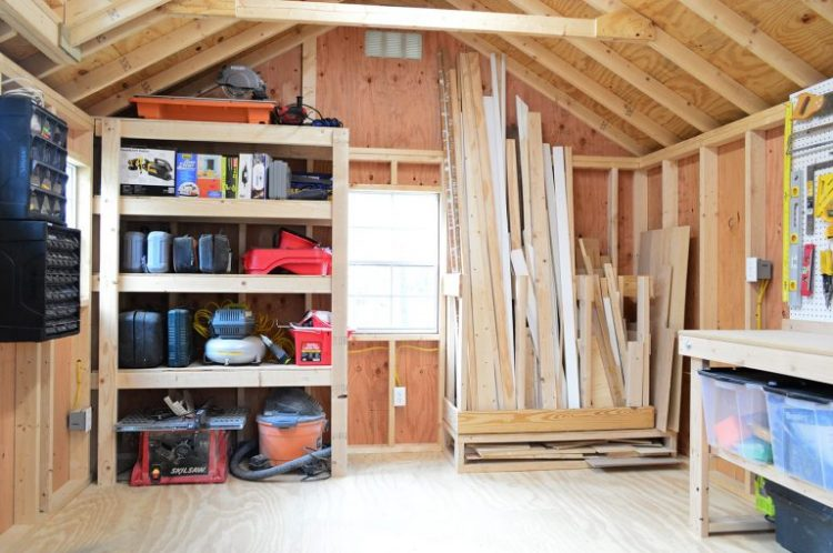 20 Easy And Cheap Garage Storage Ideas Simply Home