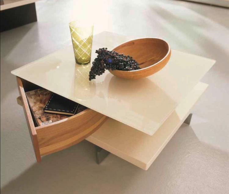 Square Coffee Table diy