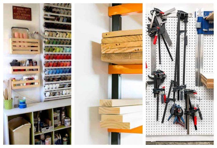Workshop Storage Ideas