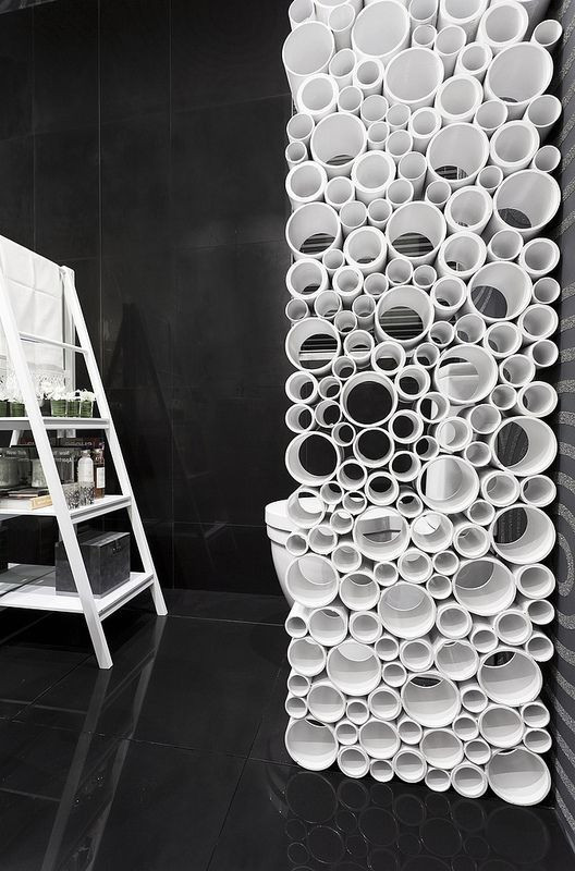 PVC Pipe Divider