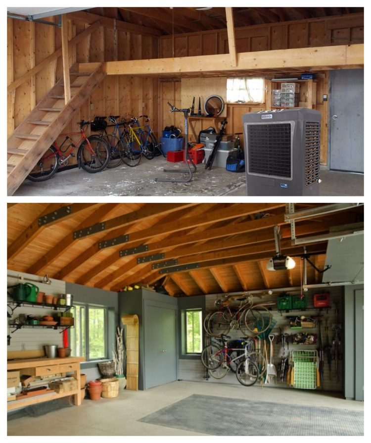 25 Best Ideas About Garage Conversions On Pinterest: 20+ Easy And Cheap Garage Storage Ideas