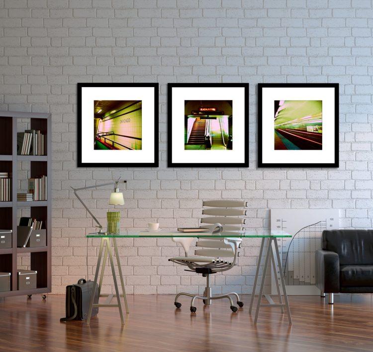 Wall Office Decoration Ideas | apartment-meikarta.com