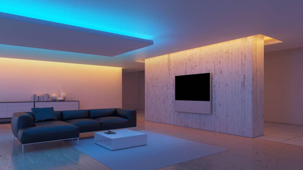 Led Light Basement Ceiling