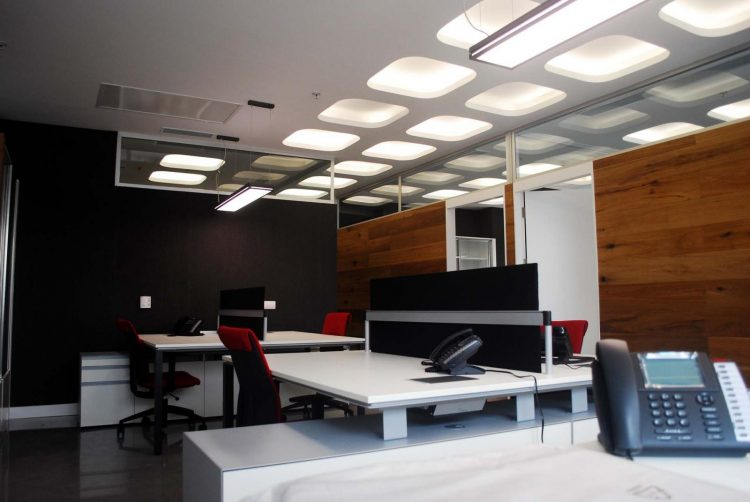 Office basement ceiling ideas