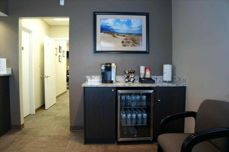 Coffee station Office Decoration Ideas