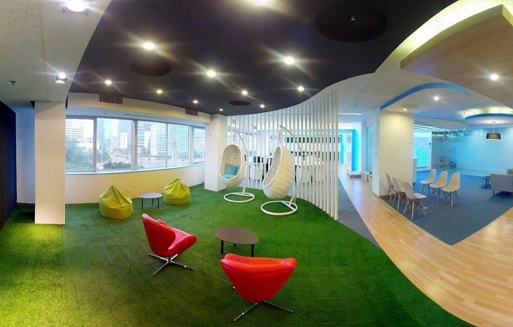 sitting area Office Decoration Ideas