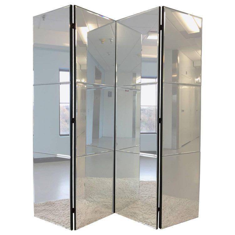 Mirror Room Divider