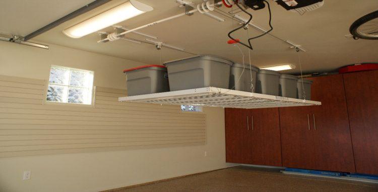 Storage Basement Ceiling Ideas