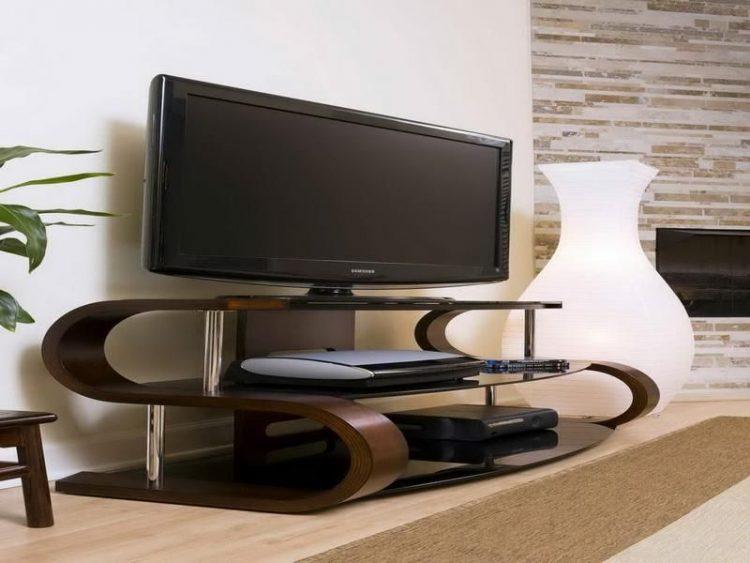 Creative DIY TV Stand