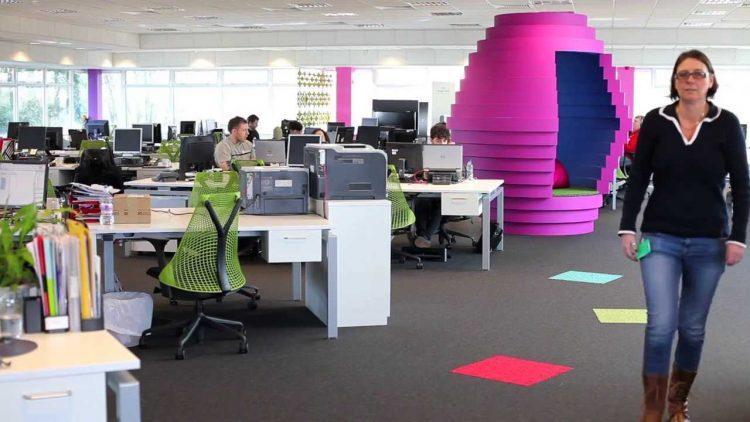 Funky Office Decoration Ideas