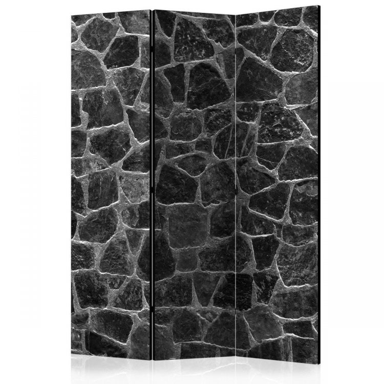 Room Divider with 3D wallpaper