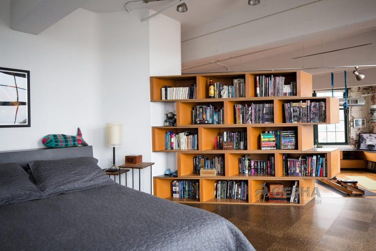 Book Shelves Divider