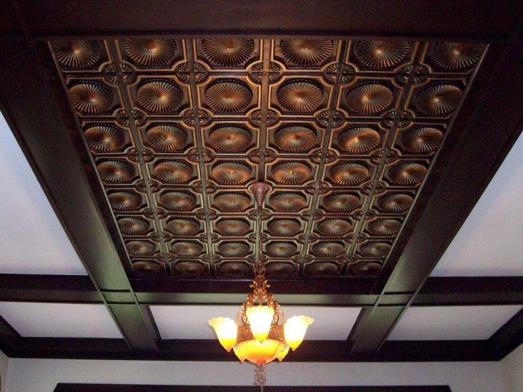 PatternBasement Ceiling