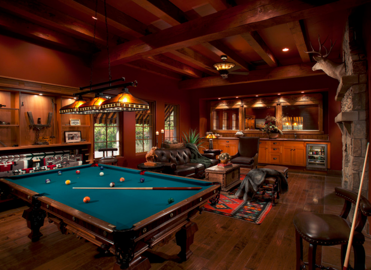 Amazing Man Cave Ideas