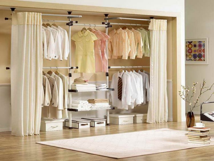 Cheap Closet Door Ideas