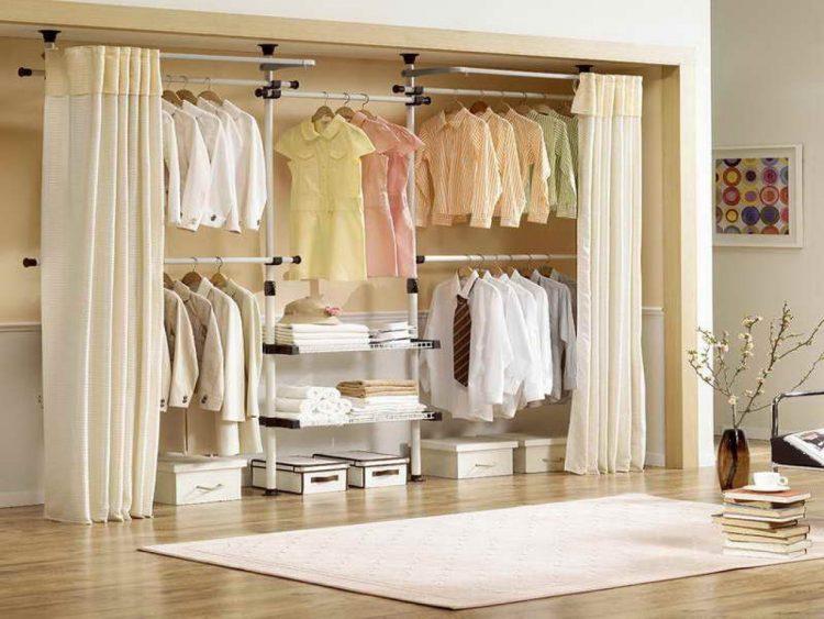 Cheap Closet Door Ideas
