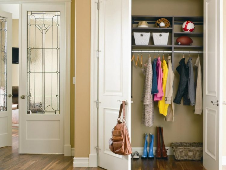 Compact Cheap Closet Door Ideas