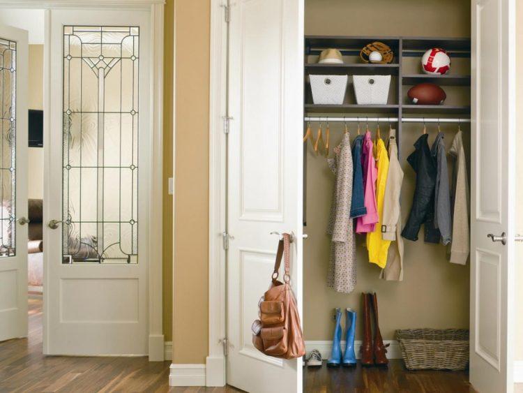 Compact Cheap Closet Door Ideas
