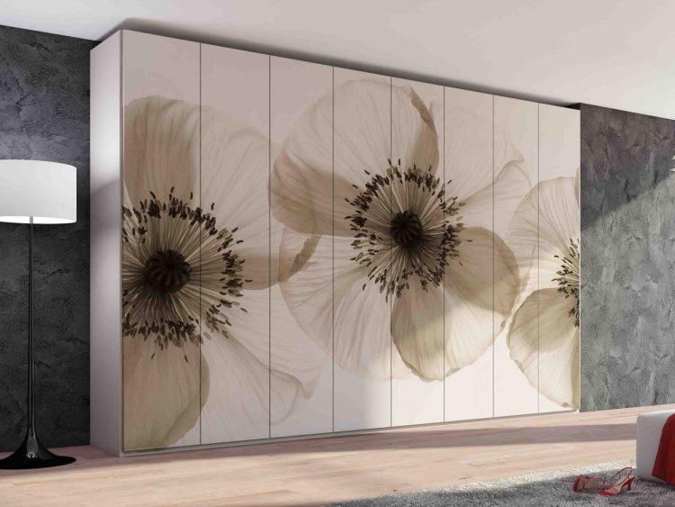 Closet Door Painting Ideas
