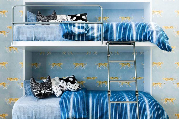 DIY Kids Room Murphy Bed