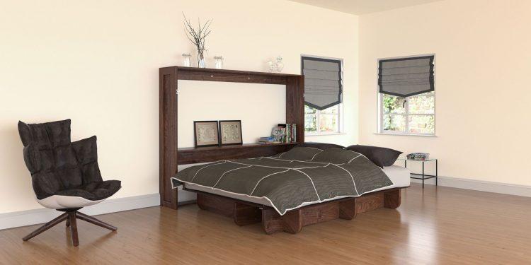 DIY Luxury Murphy Bed