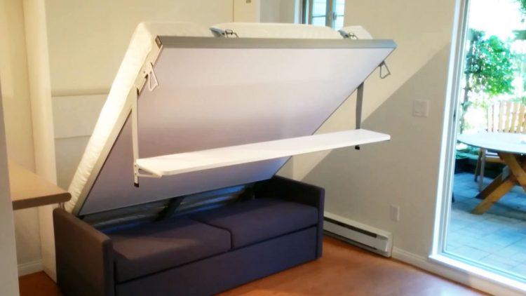 DIY Sofa Bed 2 in 1
