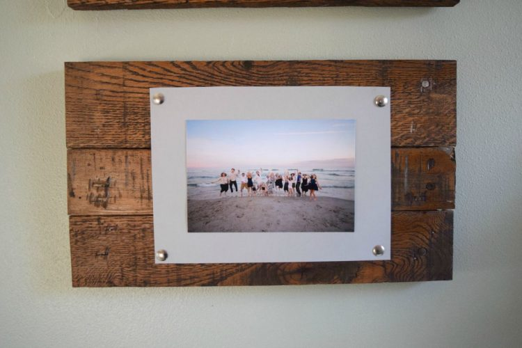 Diy Wood Picture Frame