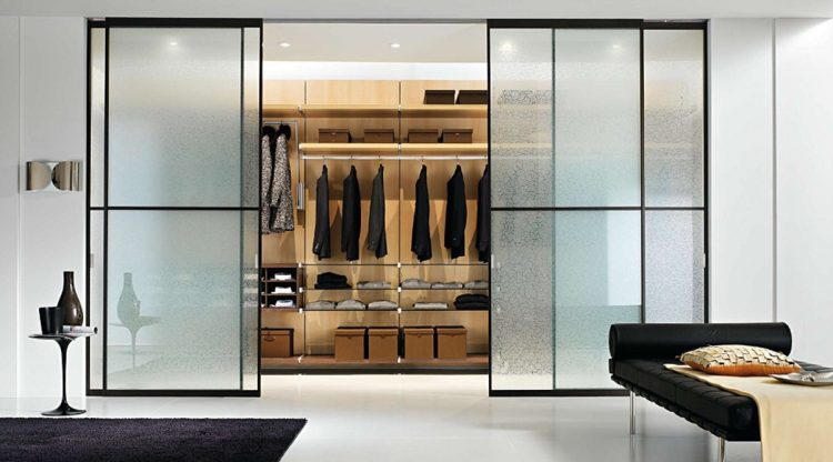 Hollywood Closet Door Ideas