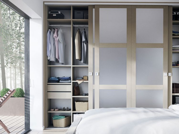 Japanese Style Closet Door Ideas