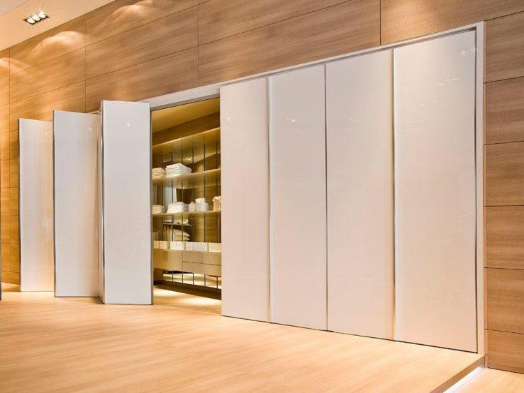 Luxurious Closet Door Design