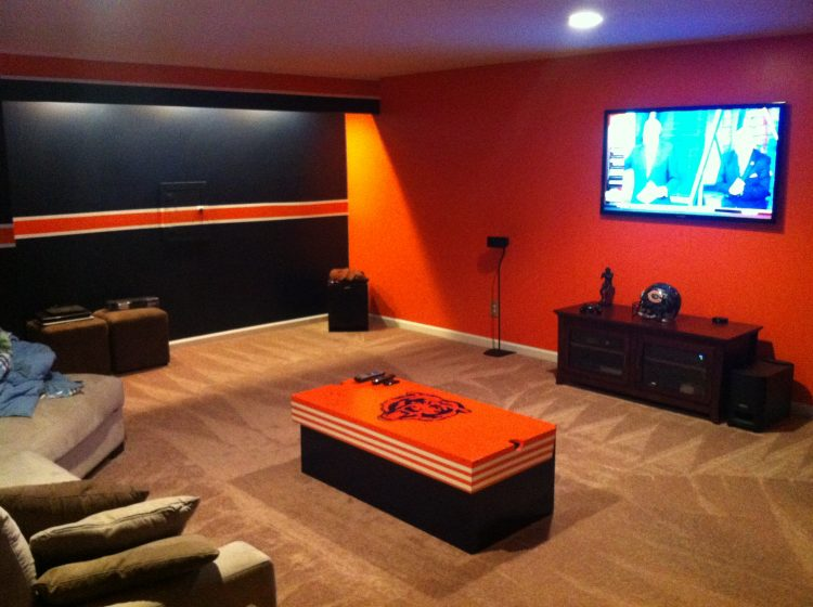 Man Cave Paint Ideas