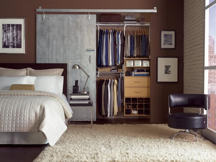 Modern Closet Door Ideas