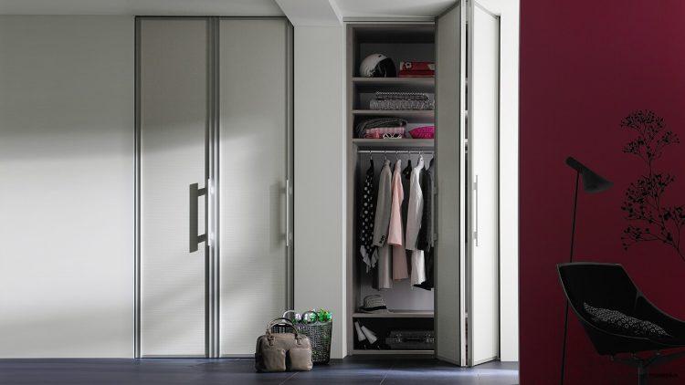 Small Closet Door Ideas