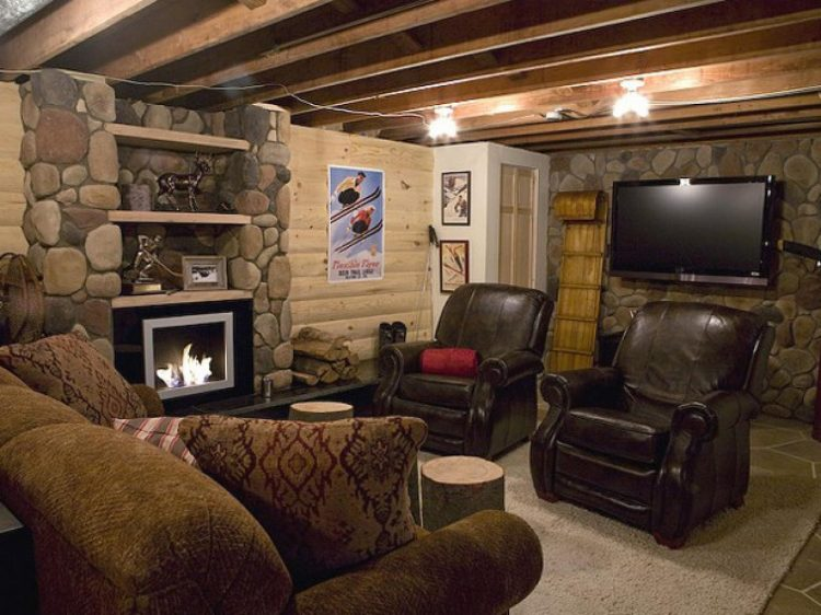 Small Garage Man Cave Ideas