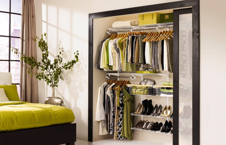 Wardrobe Door Design for Bedroom