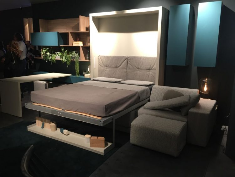 Zen-themed Murphy Bed