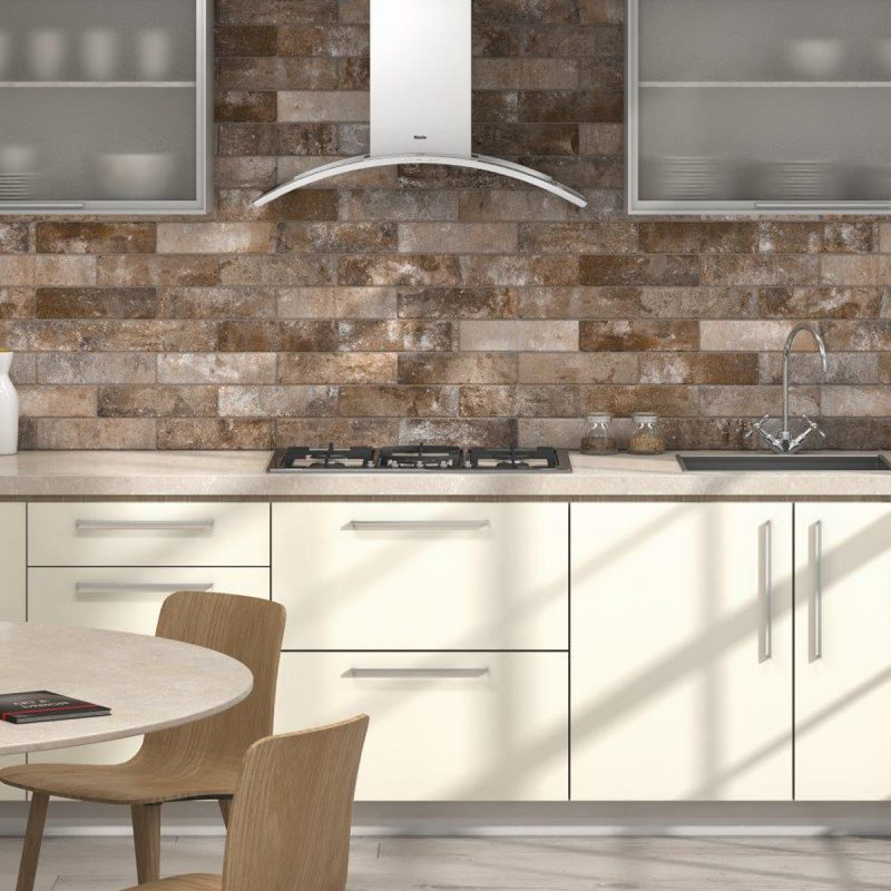 Gorgeous Granite Backsplash for Simplicity