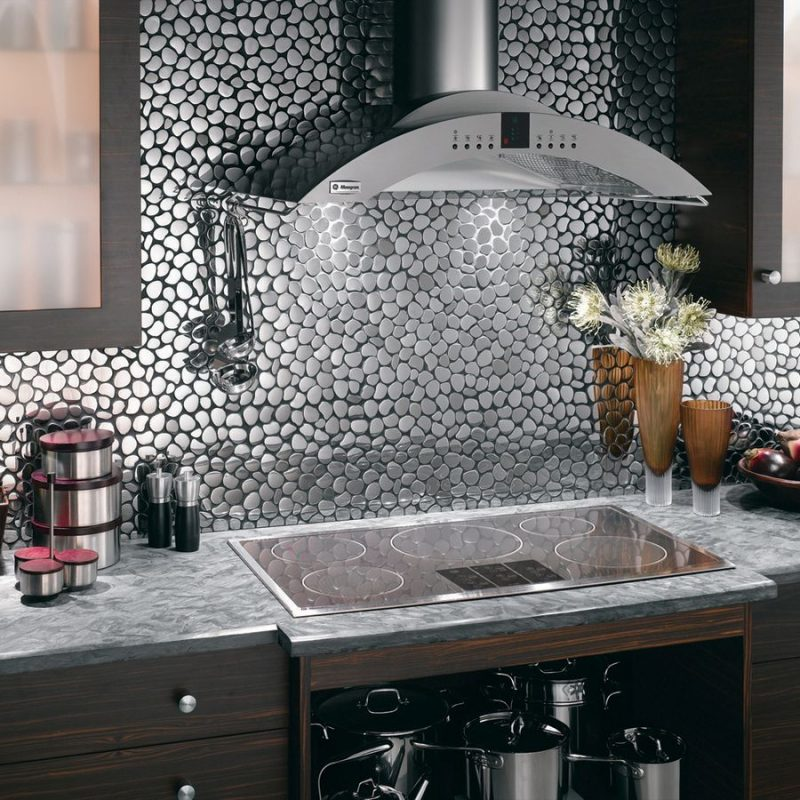 Wonderful Pebble Backsplash from Zenith