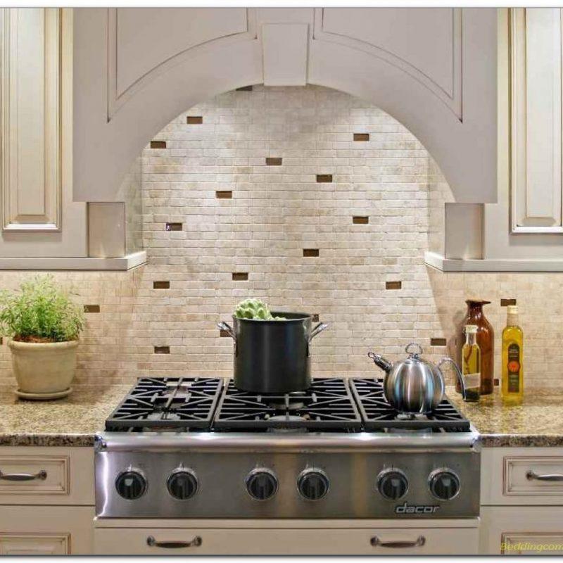 Fabulous Small Stone Kitchen Backsplash