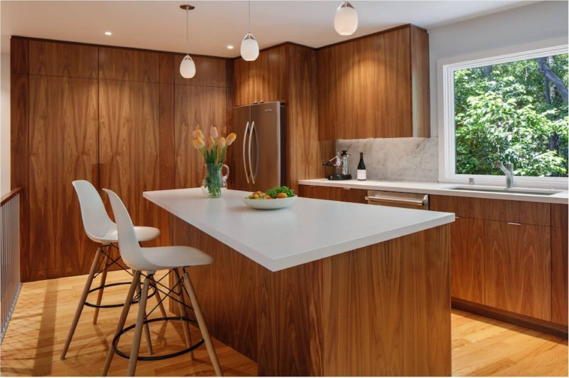 Authentic Mid Century Modern Kitchen