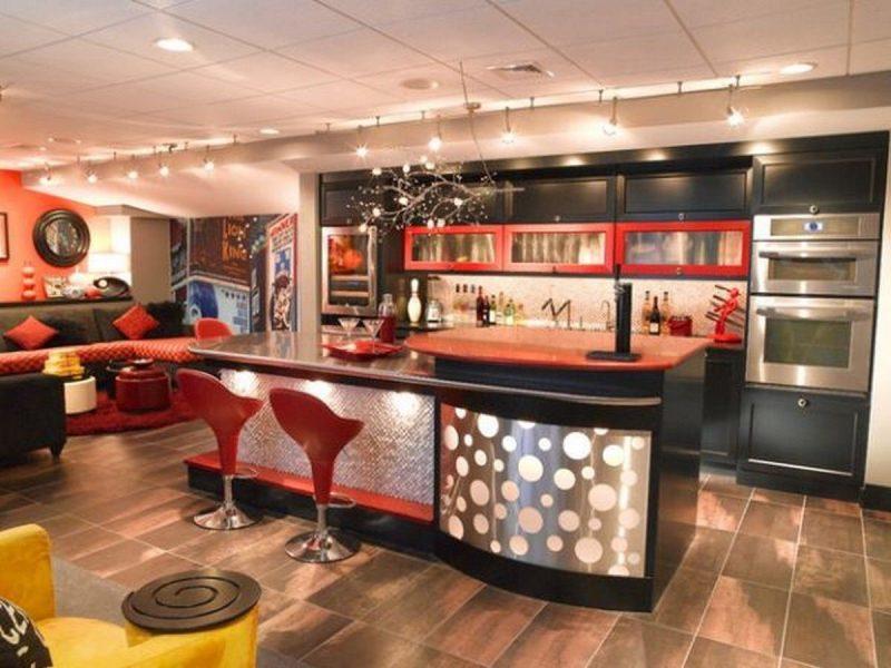 Cool Home Bar Design