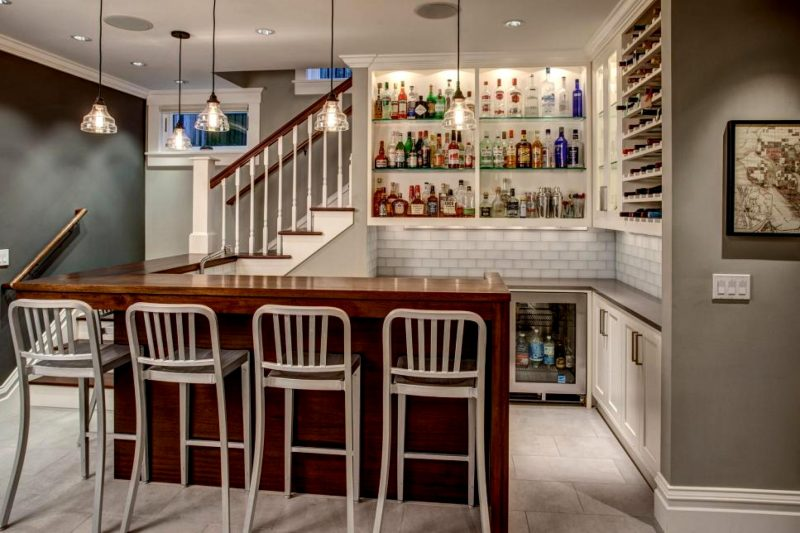 Home Bar Decor Ideas