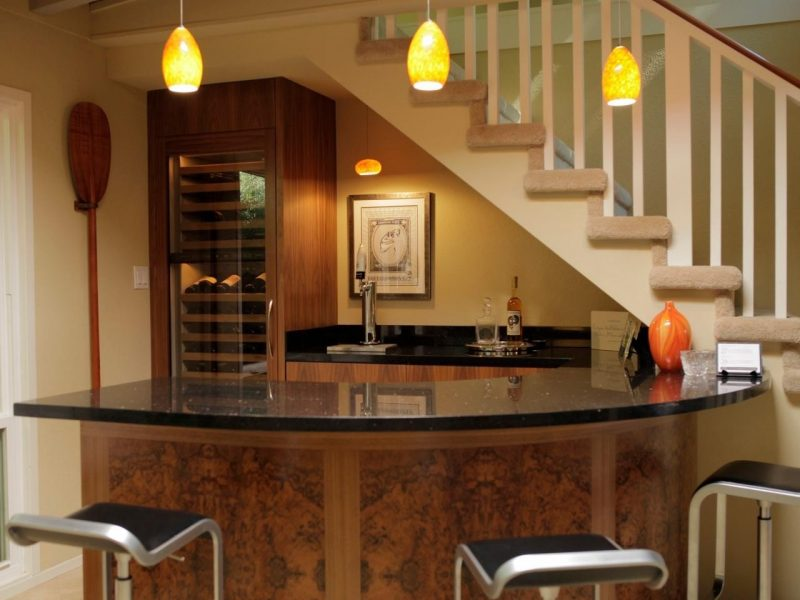 Home Bar Under the stair