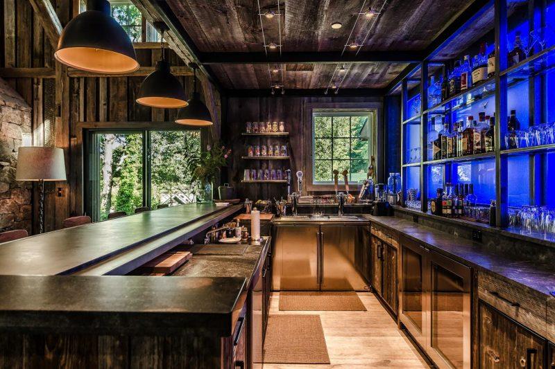 Home Bar Lighting Ideas