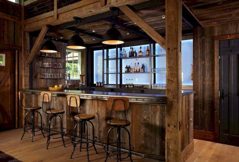 Home Bar Ideas DIY