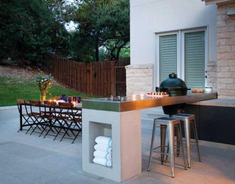 Home bar outdoor Ideas